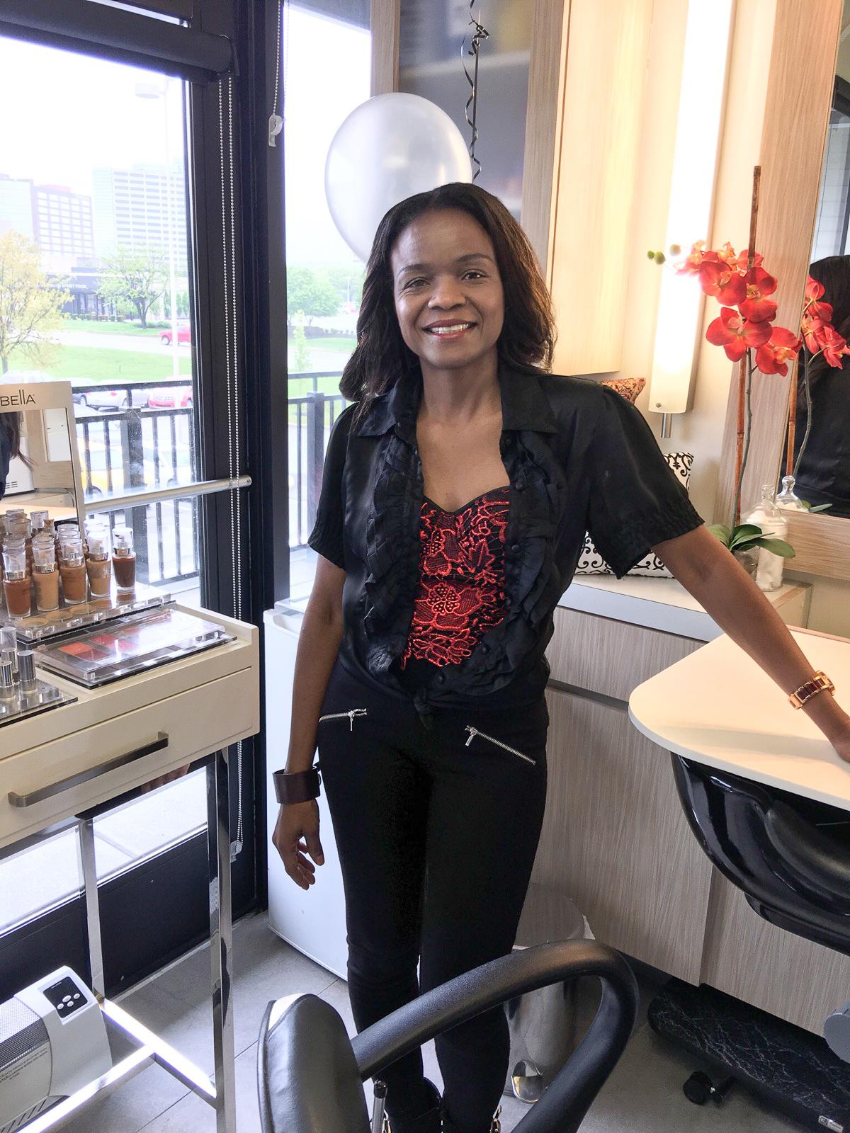 Rhonda at the Loft